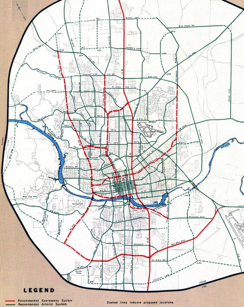 Driving traffic comparison NYC v Austin Houston Dallas rental car rental