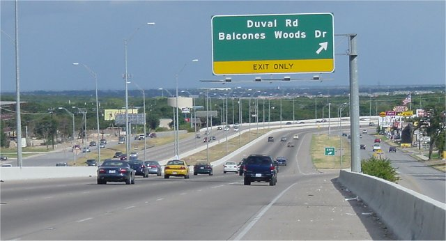 183 near Balcones Woods