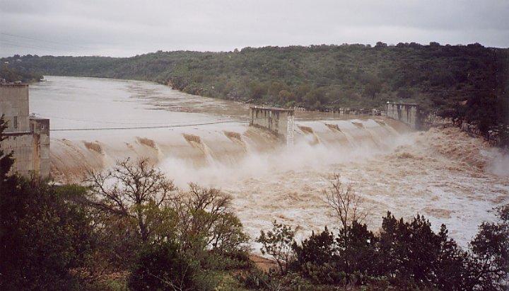 Texasfreeway Gt Austin Gt Photo Gallery Gt Llano River Flood