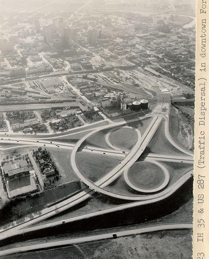 TexasFreeway > Dallas/Fort Worth > Historic Information
