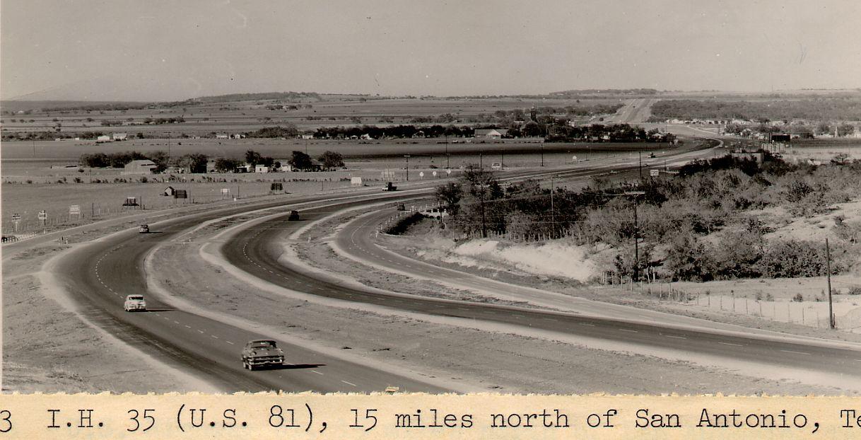 Texasfreeway Com Gt San Antonio Gt Historic Photos