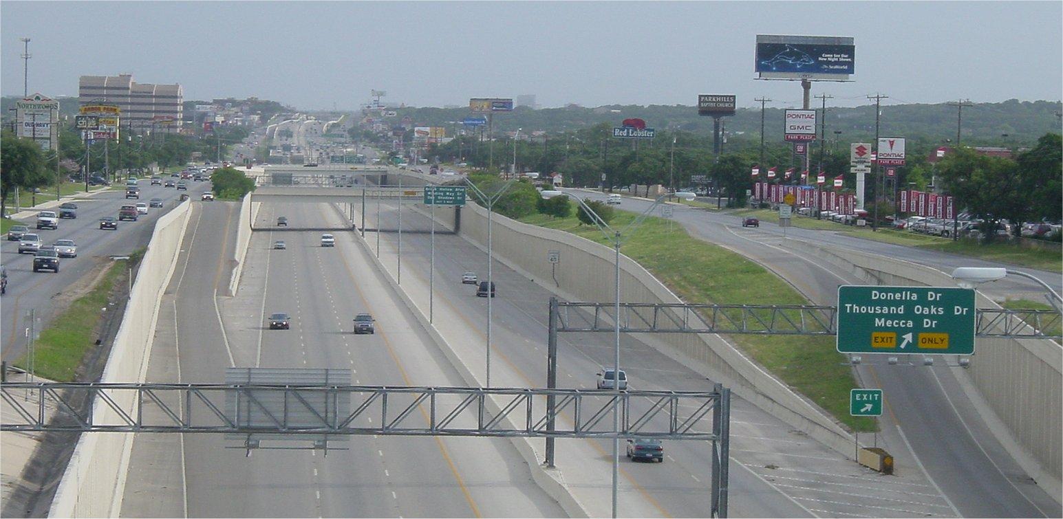 Frontage Roads Service Roads Amp Access Roads Skyscrapercity