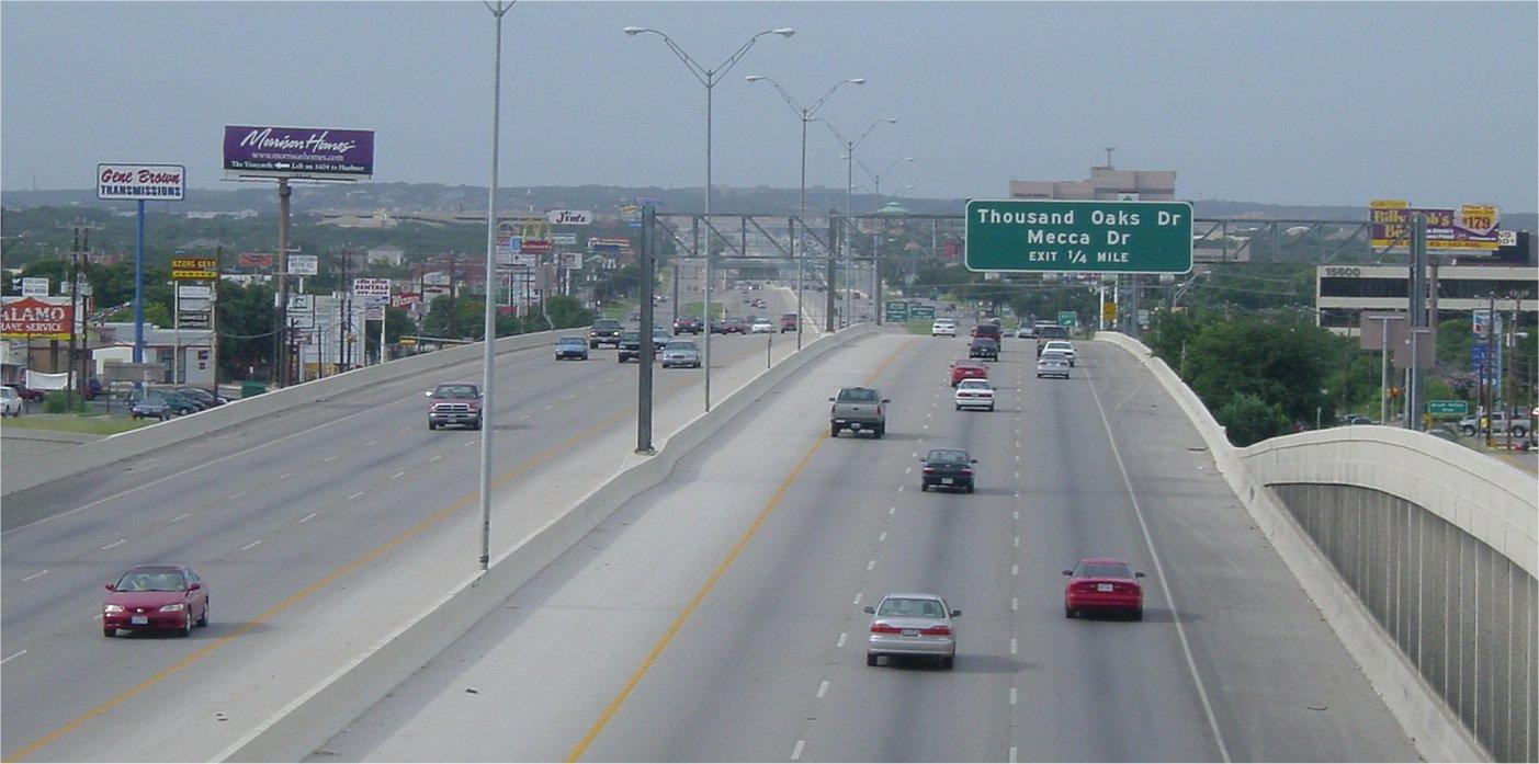 Texasfreeway Gt San Antonio Gt Photo Gallery Gt 281